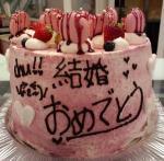 このケーキが一瞬で姿を消すまであと1分