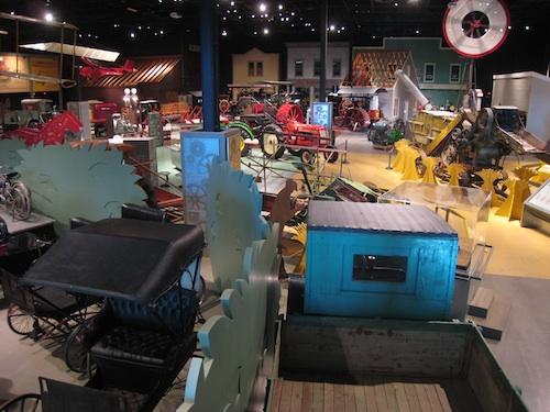 レイノルズアルバータ博物館