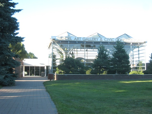 メンデル美術館