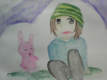 りゅうさん_rabbit