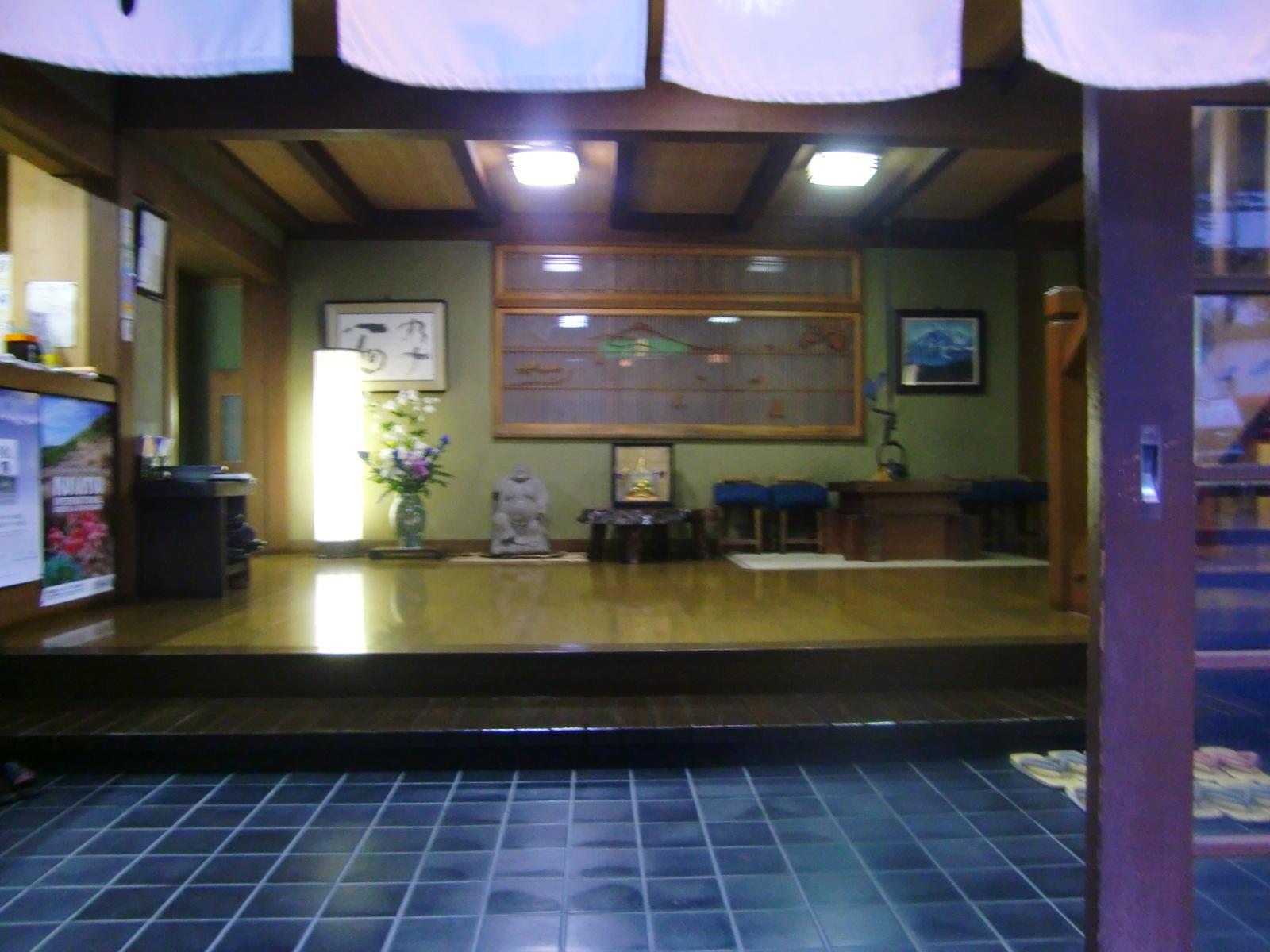 草津温泉のk松村屋