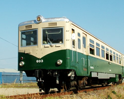 紀州鉄道キハ603 kh603