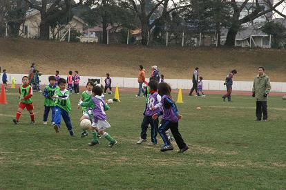 100111サッカー教室 007