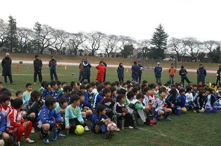 100111サッカー教室 015