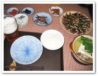 IMG_3281晩御飯