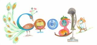 Doodle4google-インド