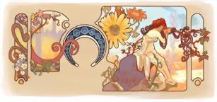 アルフォンスミシャ生誕150周年