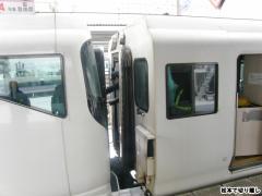 E257系切り離し 2010年3月10日