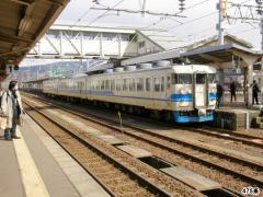 475系 糸魚川 2010年3月10日