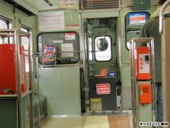 キハ52 115 車内1
