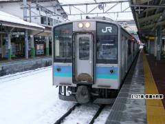 E127系信濃大町