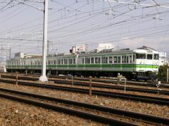 115系新潟色試運転2010年3月17日