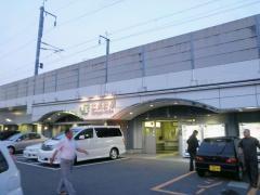 Kitanagano_Station_Front