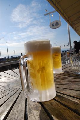 ランチ生ビール