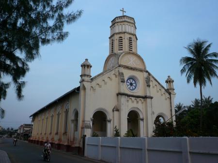 サワナケートの教会