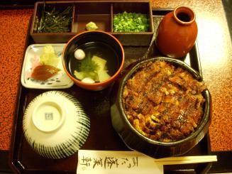 あつた蓬莱軒(ひつまぶし(並)¥2730)