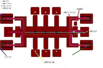 map2 監獄2F