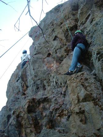 トリコニー岩