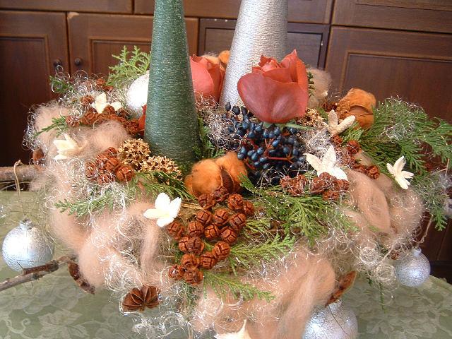 2009クリスマスアレンジ (5)s