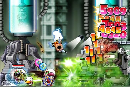 MapleStory 2011-12-23 じゅり