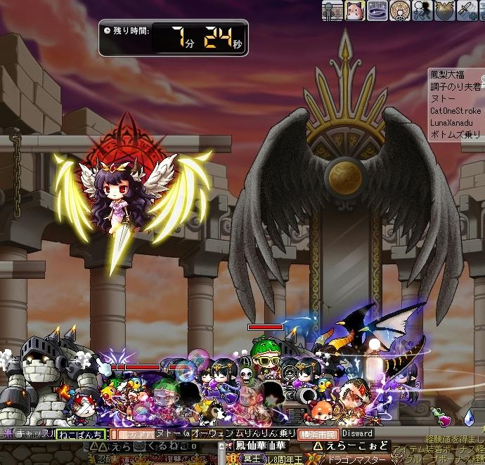 MapleStory 2012-02-11 討伐