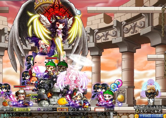 MapleStory 2012-02-11 討伐2
