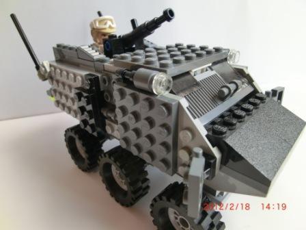 ウォーワインダー換装式多目的装甲車(CRA)