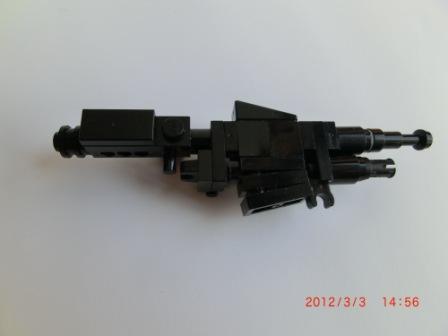 APT-12 ランチャー付きプラズマ突撃銃