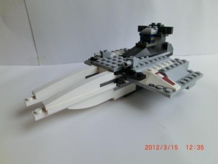 リーフリート級宇宙哨戒艦