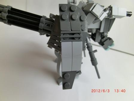 複合防盾システム