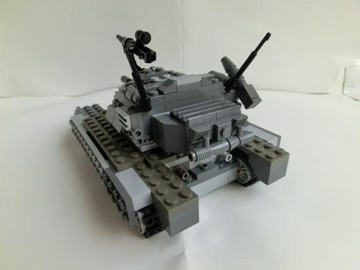 ライノセラスⅡ型 バック