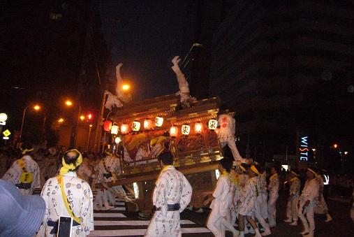 海老江八幡祭