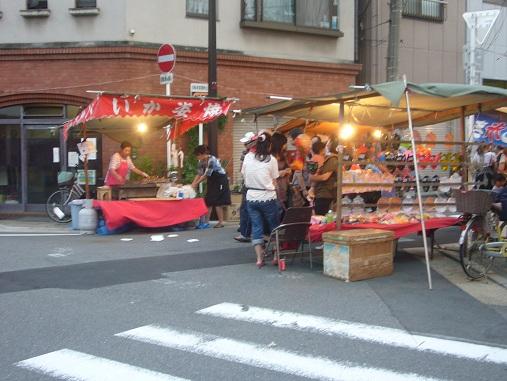 N夏祭り2011夕2