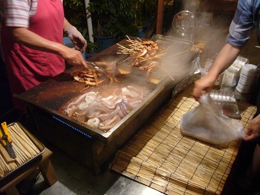 N夏祭り2011夜3