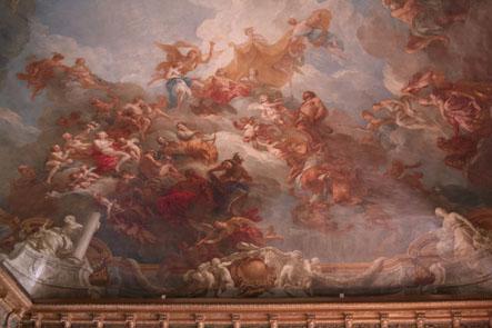 ベルサイユ天井