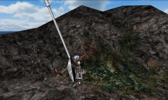 ラウェンテ採掘場