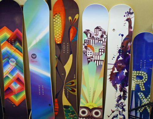 ROXY board