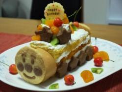 cake前