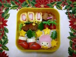 クリスマスお弁当