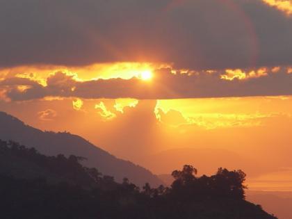 Haiti_beautiful sunset