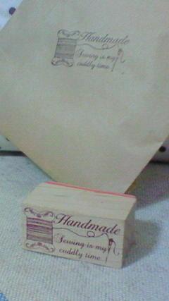 ハンドメイドスタンプ