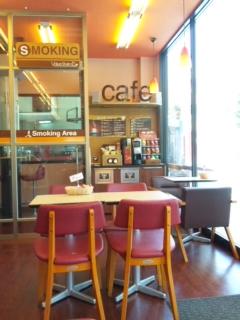 スタンド・Cafe