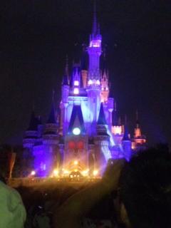 ブルーのお城