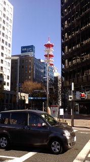 名古屋のとある風景