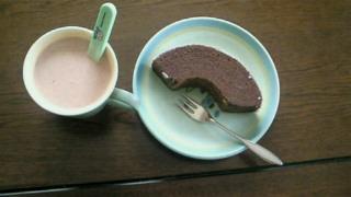 チョコレートバームクーヘン