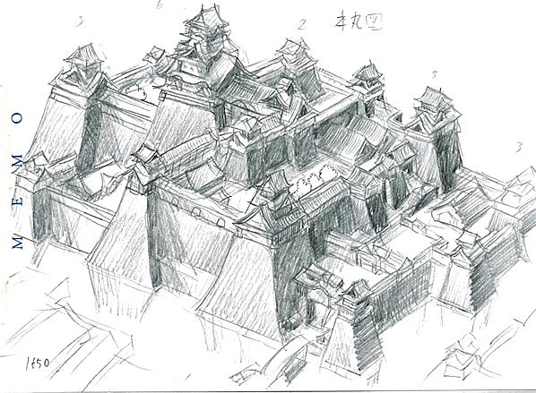 黄金期の日本の城イラスト03.jpg