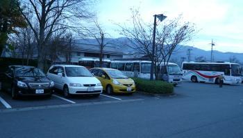 たくみの里 駐車場