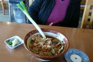 赤城おろし蕎麦 1,050円