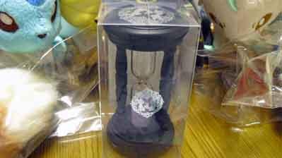 エーフィ&ブラッキー砂時計
