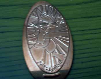 ルカリオメダル
